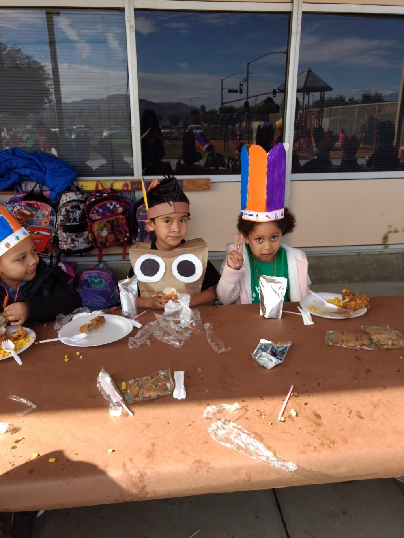 Kindergarten Thanksgiving