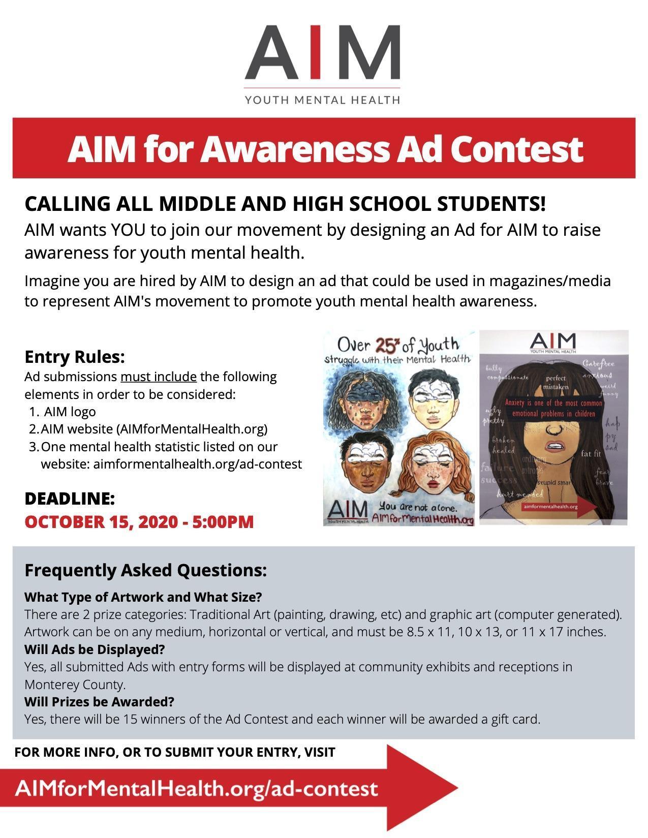 AIM flyer