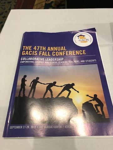 GACIS Conference Fall '18