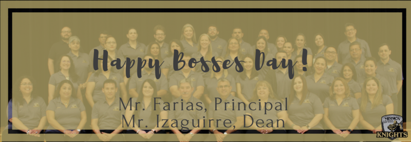 Happy Bosses Day! Featured Photo