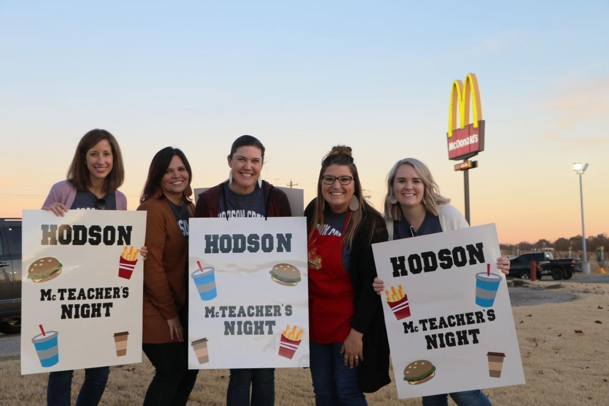 McTeacher Night!