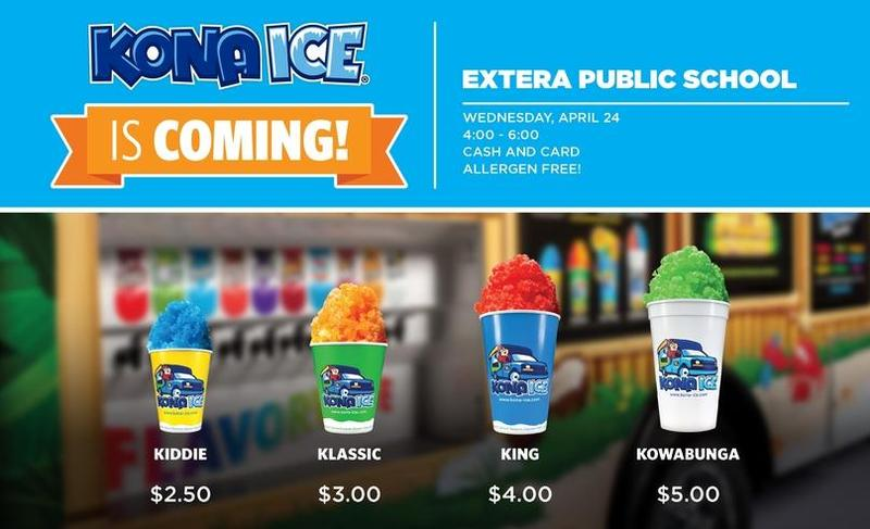KONA Ice Is Coming! Featured Photo