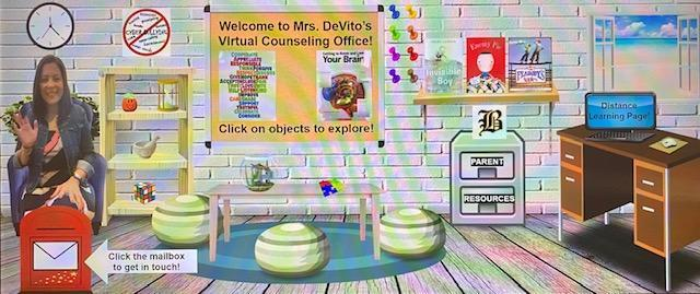 Mrs. DeVito's Virtual Counseling Office