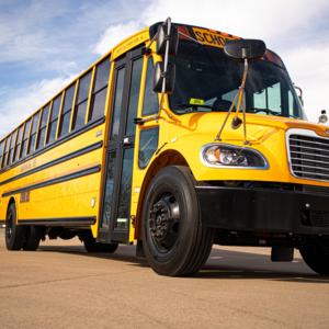 WISD school bus