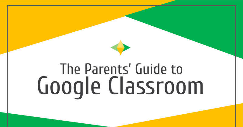 Parents' Guide to Google Classroom Featured Photo