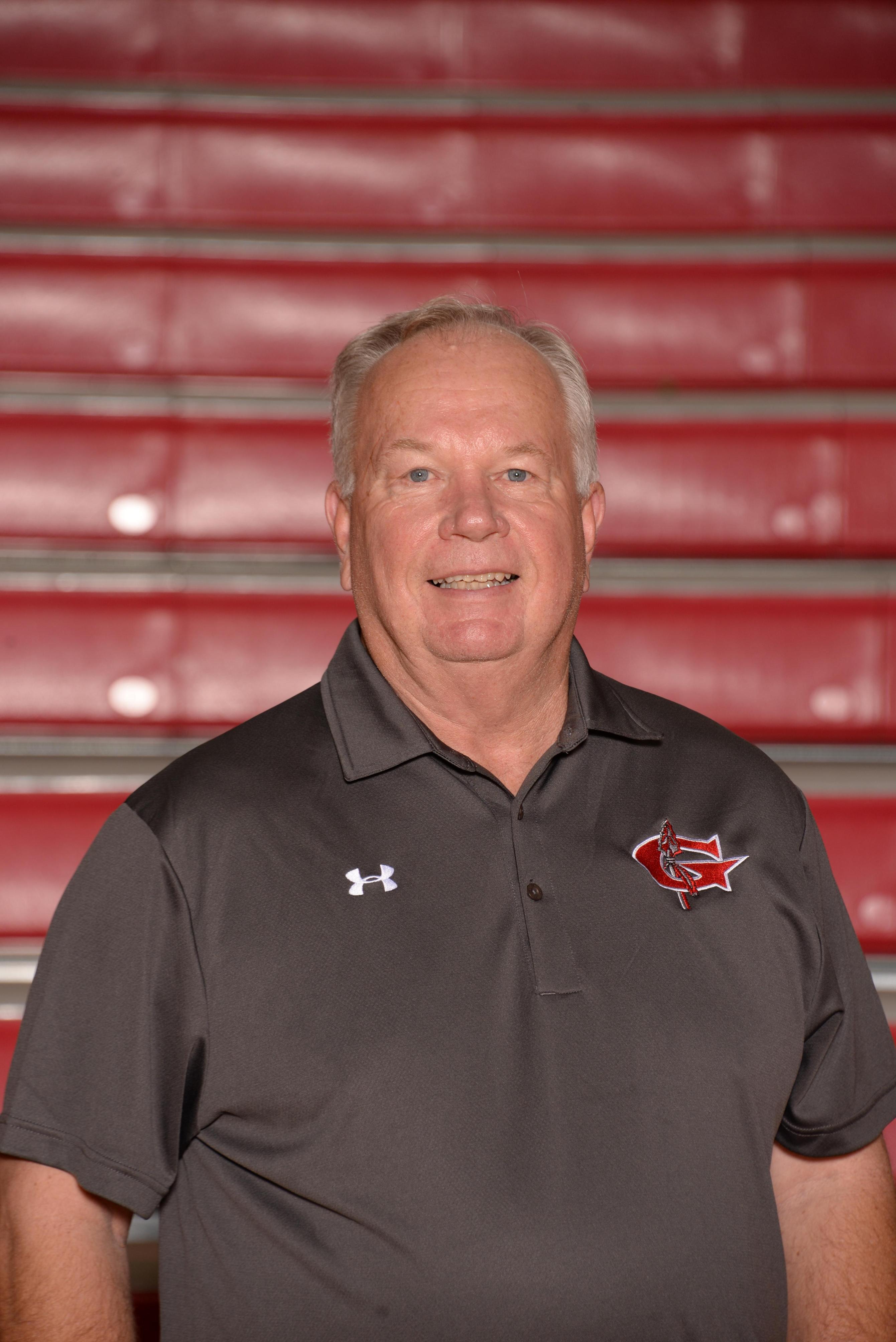 Coach Gary Couch