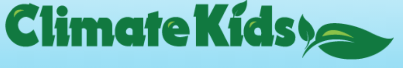 Climate Kids banner