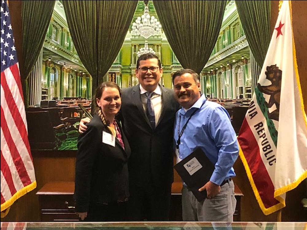 Legislative Information Sharing Day in Sacramento