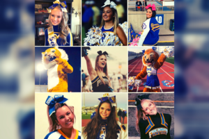 2019-2020 academic all state cheer team