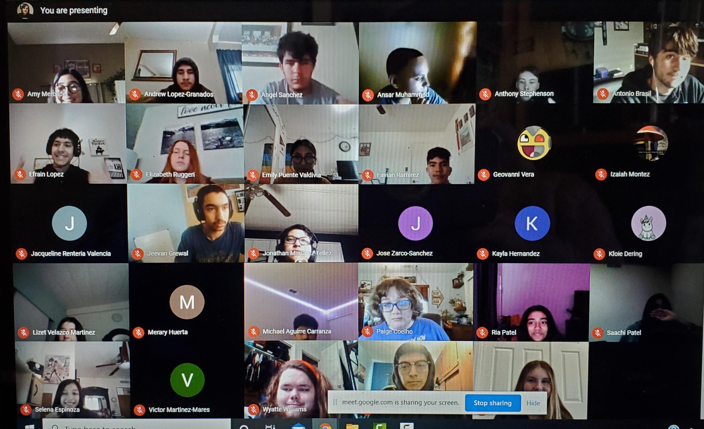 Tech Club February Meeting
