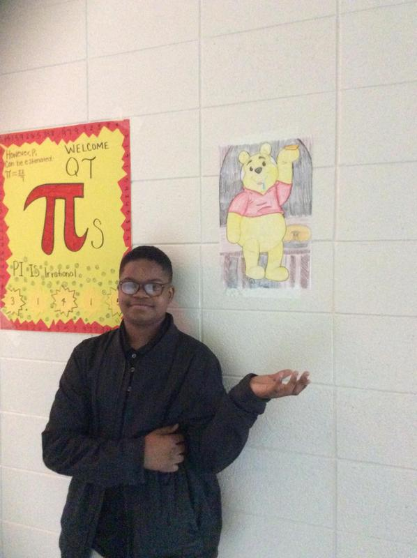 VECA celebrates Pi Day