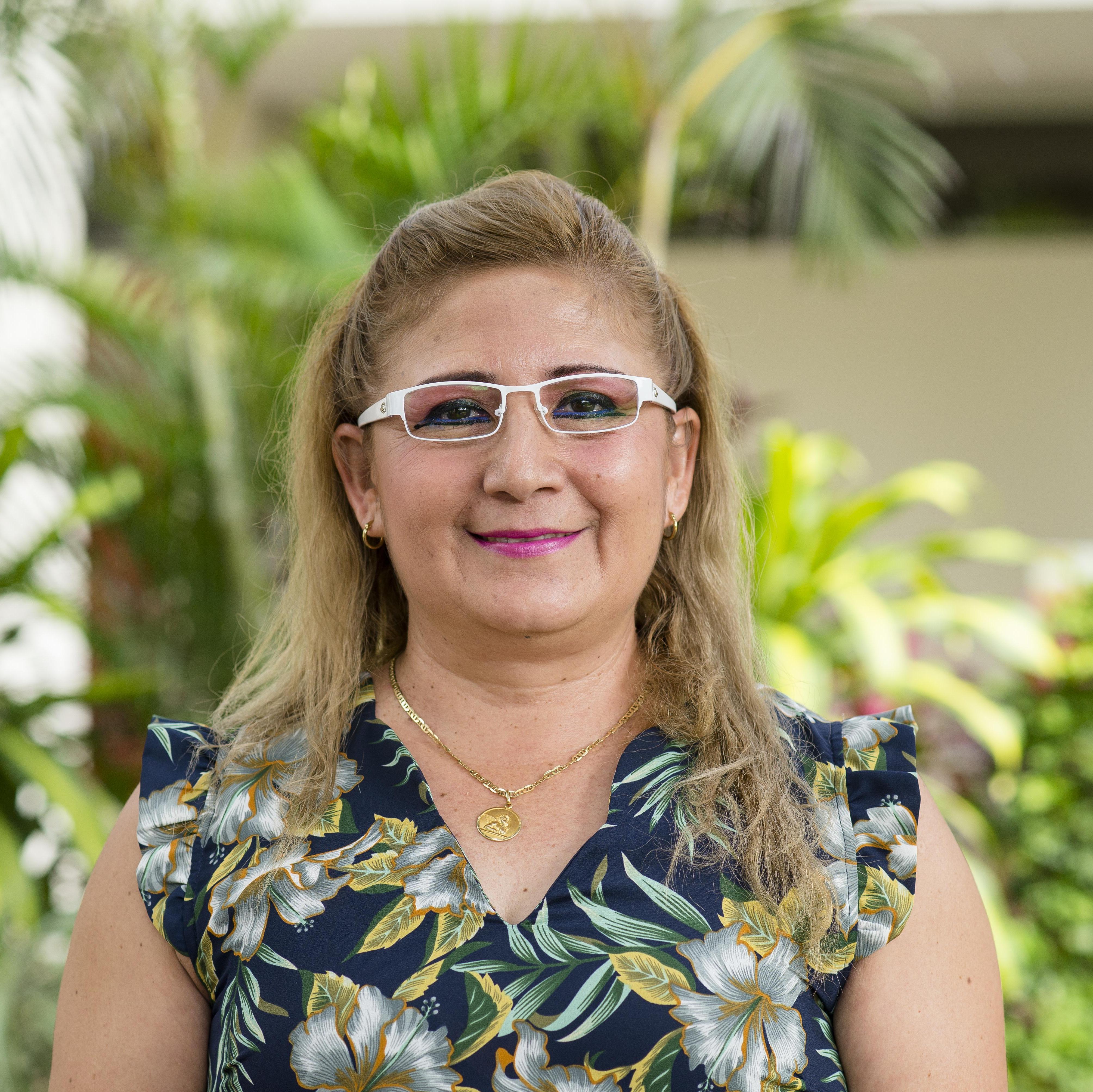 Rocío Morón's Profile Photo