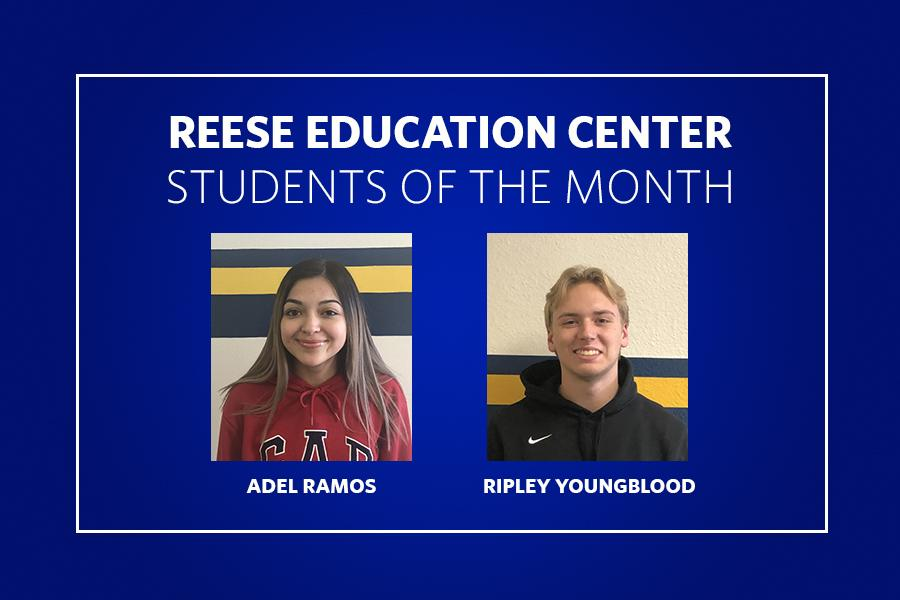 Reese Students of the Month
