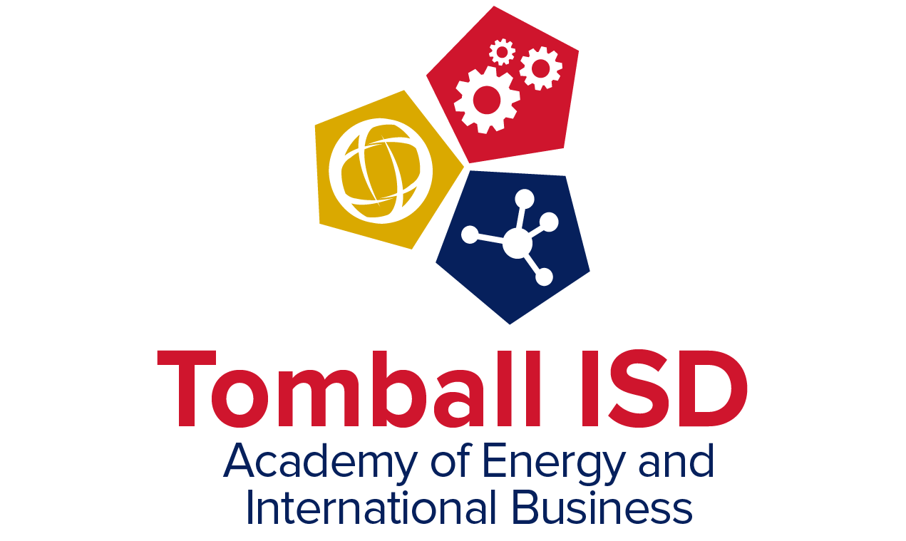 Academy of Energy and International Business logo