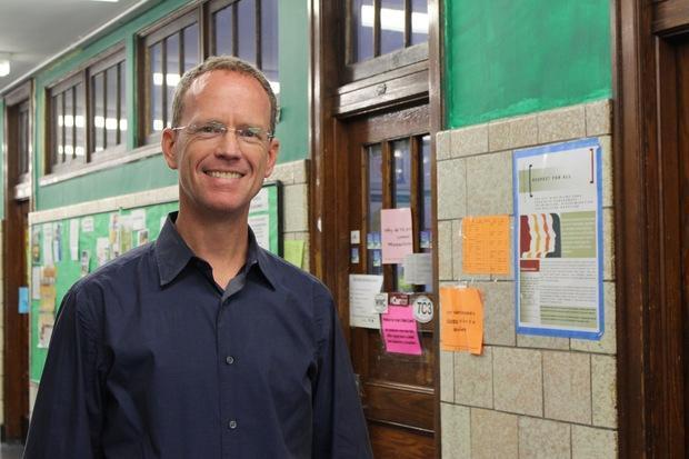 Principal Brady Smith