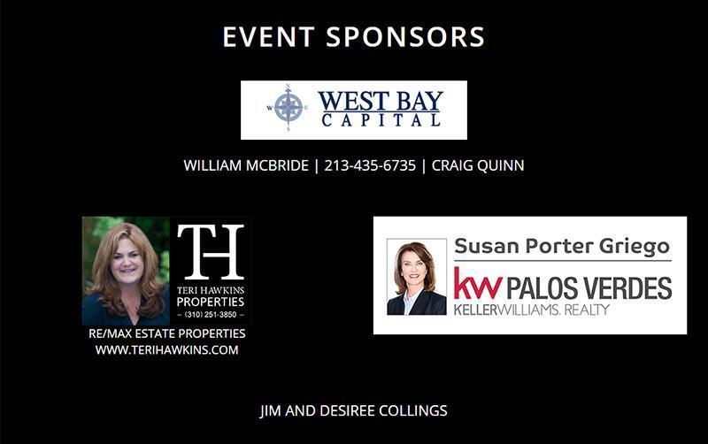 Alumni Event Sponsors