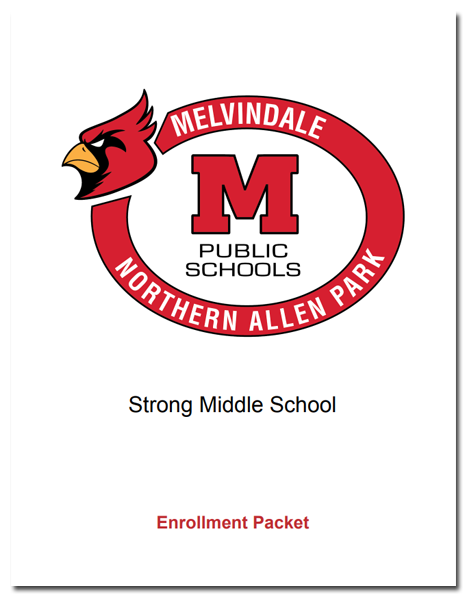 Strong Middle School Enrollment Packet