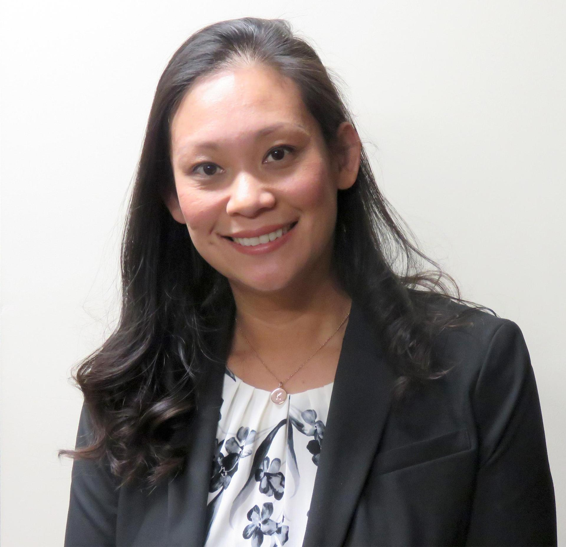 Portrait photo, Deputy Superintendent