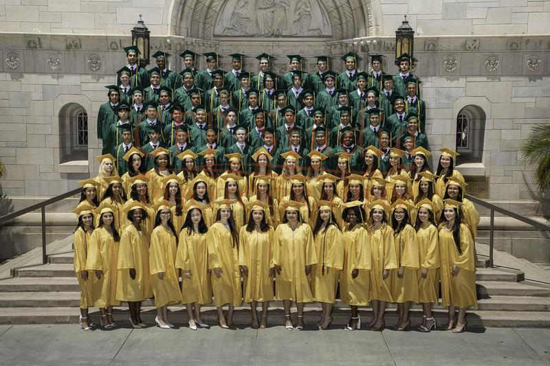81st Commencement at St. Monica Catholic High School - Livestream Featured Photo