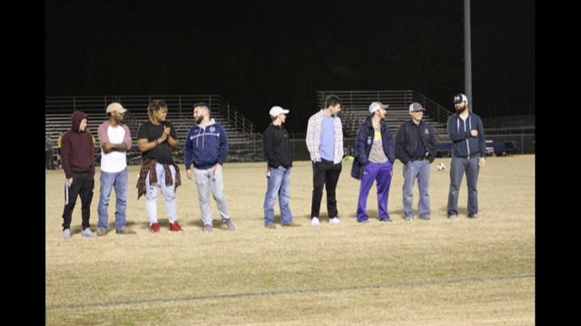 Soccer Team Alumni Night 2019