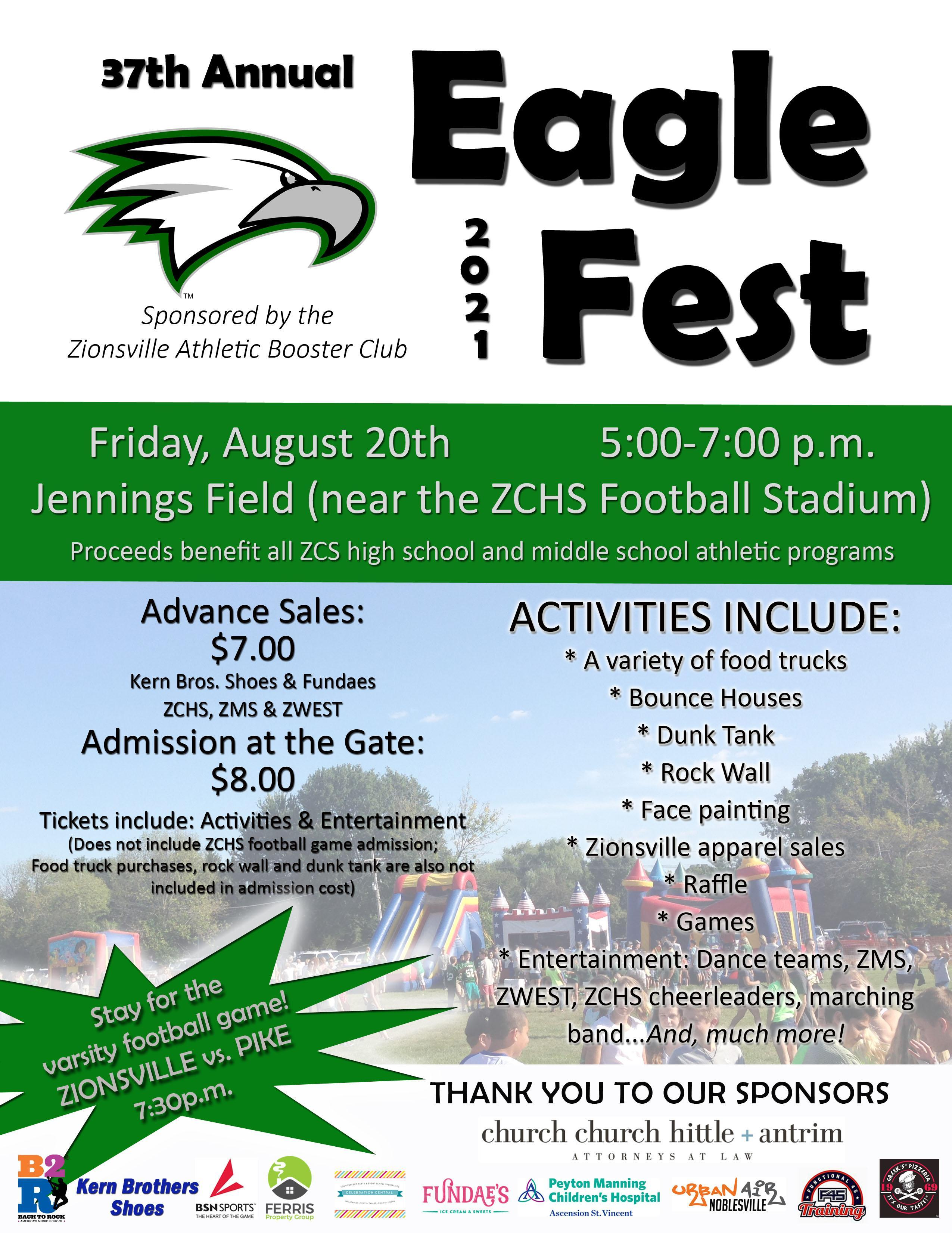 Eagle Fest 2021