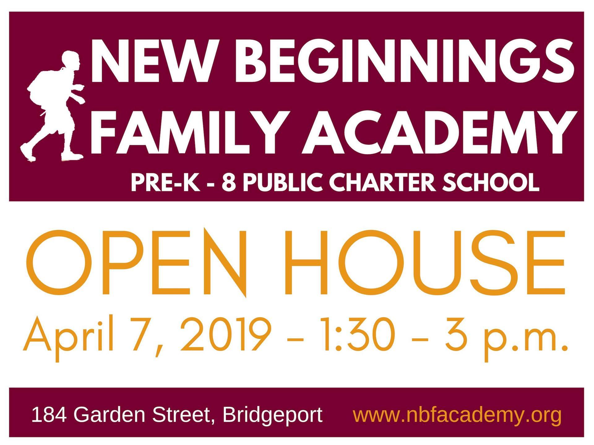 NBFA Open House