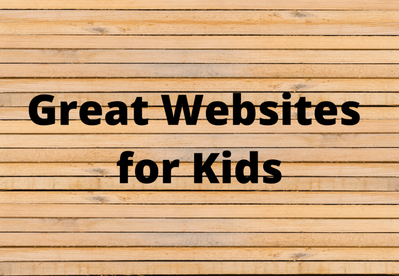 Great Learning Websites for Kids Thumbnail Image