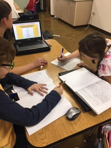 Ms. Alfaro's sixth graders become teachers for a day. Their lessons focus on Ancient Rome.