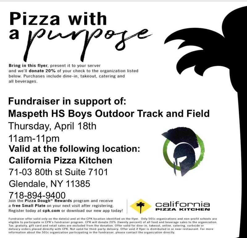 Support Maspeth High School Boys Varsity Outdoor Track Featured Photo