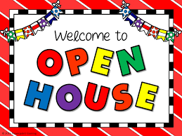 School Open House Graphic