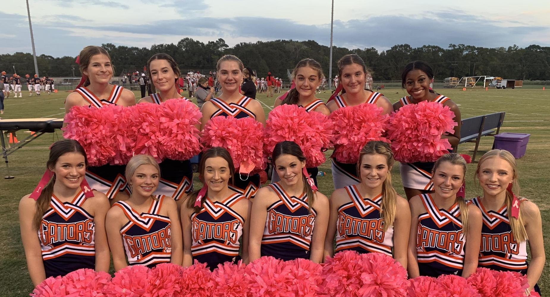 BCHS 2020-2021 - Cheerleaders