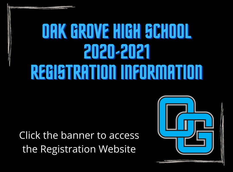 Registration Information - Click banner to access