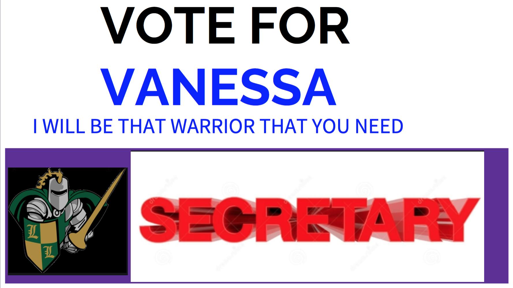 Vanessa Campaign