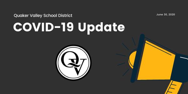 QV Covid update