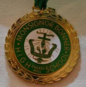 Hall of Fame Medal