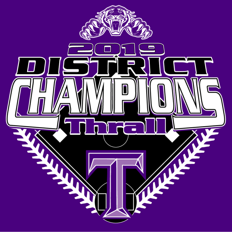 Tiger Baseball Wins District! Thumbnail Image