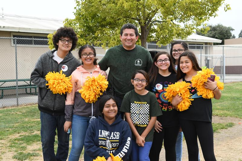 LNMS ASB supports Rancho Jog-A-Thon Featured Photo