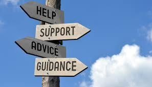 Help Support Advice Guidance