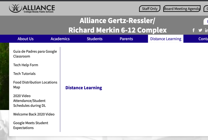 Check out our new Distance Learning support VIDEOS! Thumbnail Image