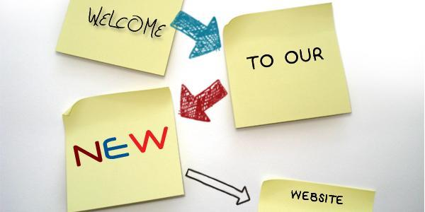 Welcome to new webpage