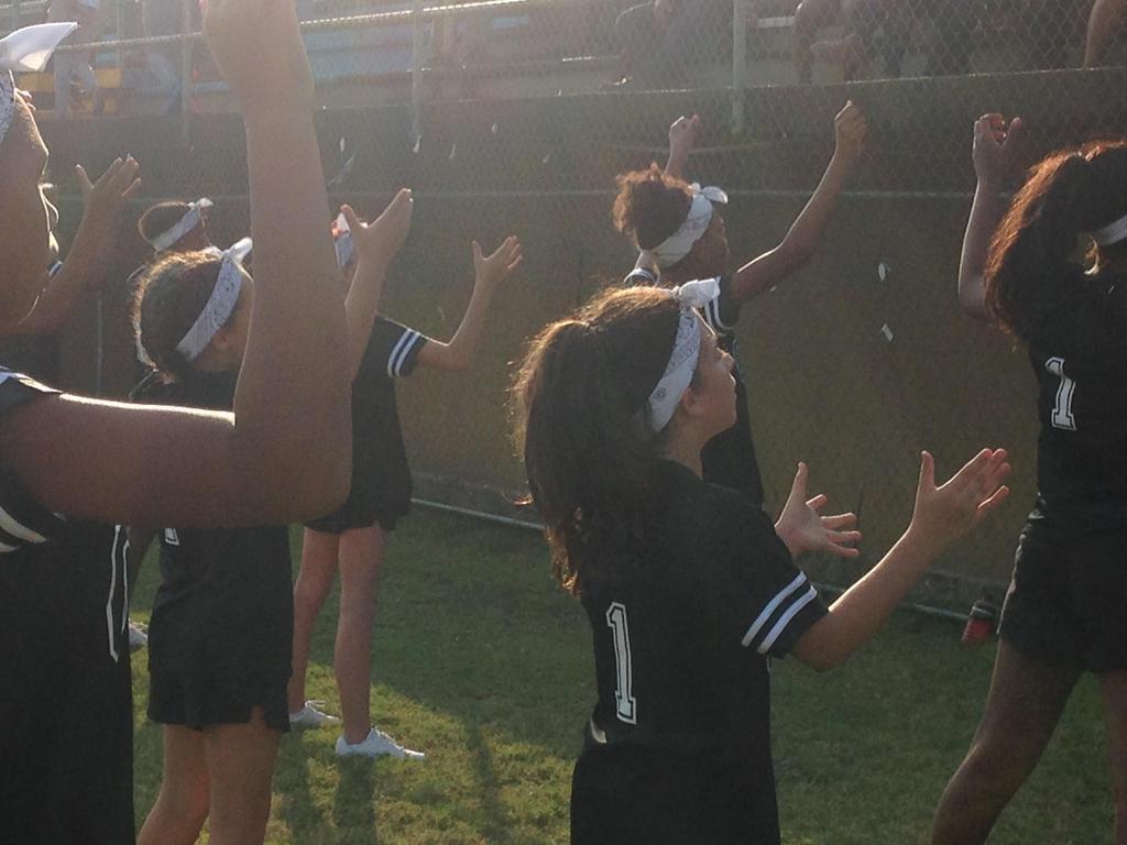 OJ Cheer Team