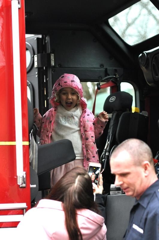 Oakmont Fire Company Visit Featured Photo