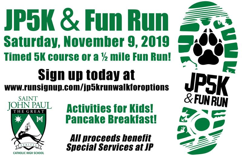 sign up for the JP5K