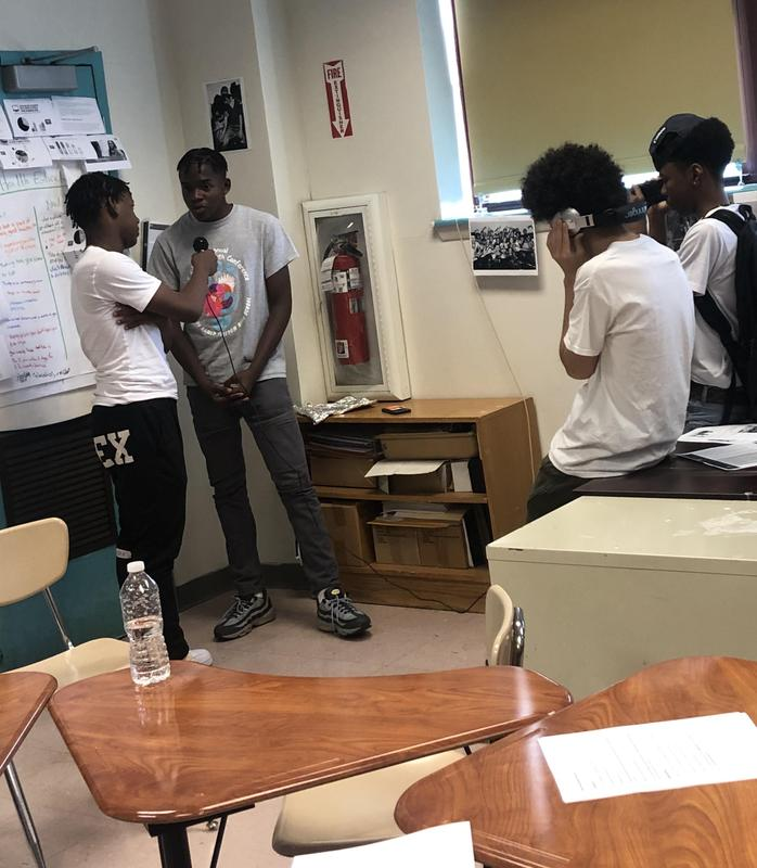 FLHFHS Students Have SYEP Success Featured Photo