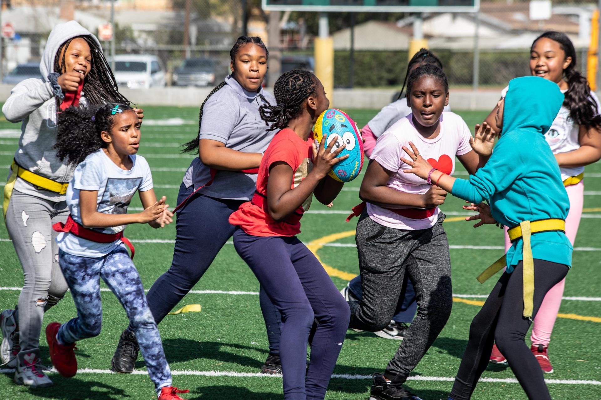 5th-8th Grade Flag and Tackle Rugby Program