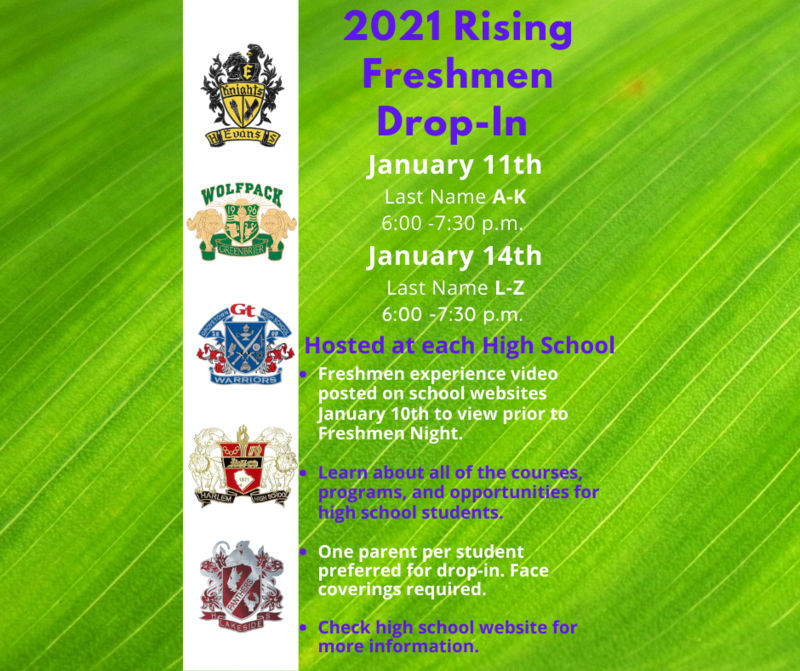 Rising 9th Grade Night - Click For More Information Featured Photo