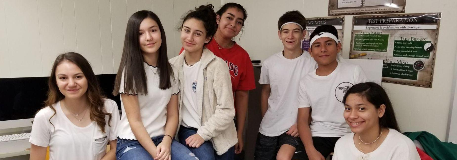 Lamar Students