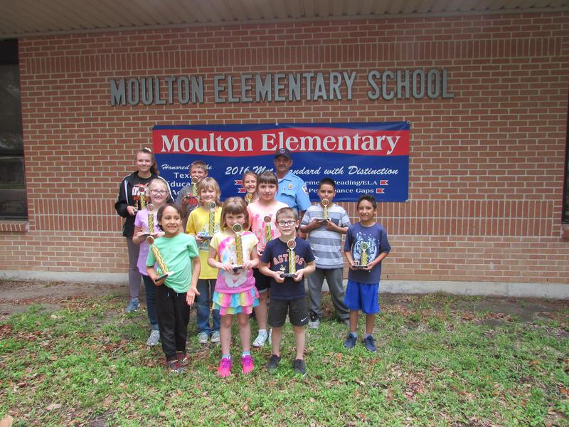 Fire Safety Poster winners Featured Photo