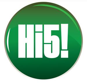 Hi5! logo