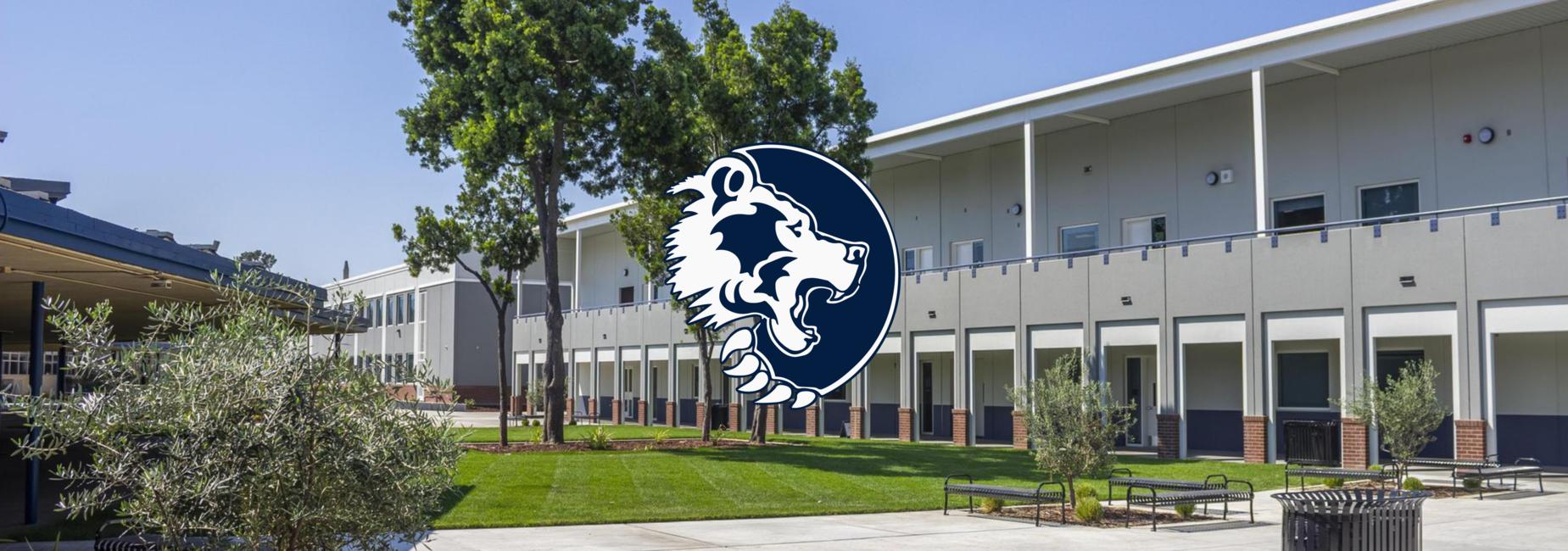 branham high school campus and logo